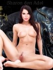 Sharon den Adel Nude Fakes - 004
